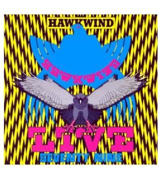 Hawkwind - Live Seventy Nine (LP, Album) mesvinyles.fr