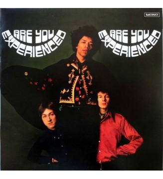 The Jimi Hendrix Experience - Are You Experienced (LP, Album, Mono, RE, RM, 180) mesvinyles.fr