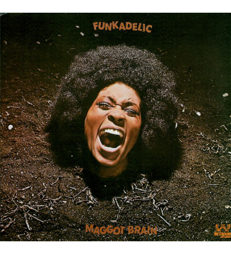 Funkadelic - Maggot Brain (LP, Album, RE) mesvinyles.fr