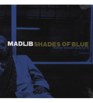 Madlib - Shades Of Blue (2xLP, Album, RE, 180) mesvinyles.fr
