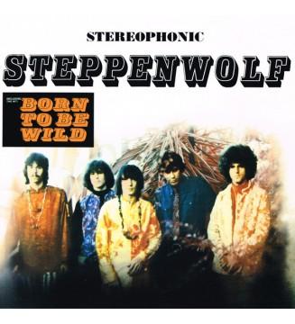 Steppenwolf - Steppenwolf (LP, Album, RE) mesvinyles.fr