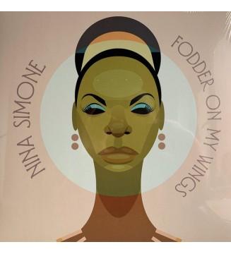 Nina Simone - Fodder On My Wings (LP, Album, RE, 180) mesvinyles.fr