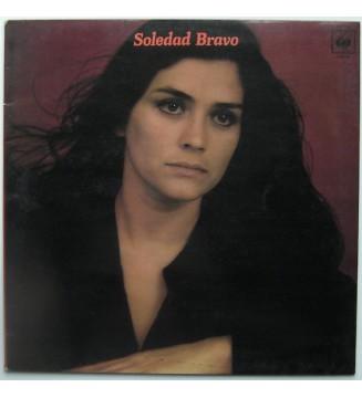 Soledad Bravo - Soledad Bravo (LP, Album, Gat) mesvinyles.fr