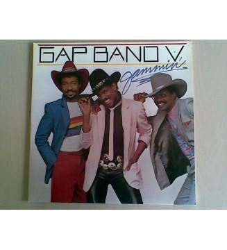 Gap Band* - Gap Band V - Jammin' (LP, Album) mesvinyles.fr