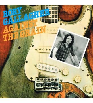 Rory Gallagher - Against The Grain (LP, Album, RE, RM, 180) mesvinyles.fr