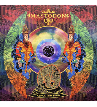 Mastodon - Crack The Skye (LP, Album) mesvinyles.fr