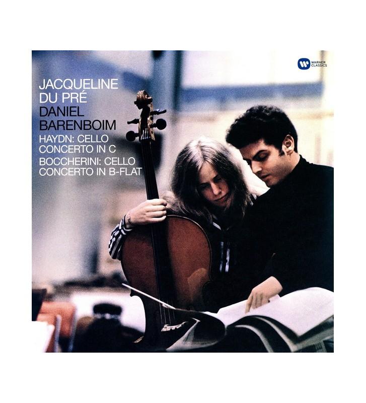 Jacqueline Du Pré - Daniel Barenboim - Haydn* - Boccherini* - English Chamber Orchestra - Haydn: Cello Concerto In C / Boccheri