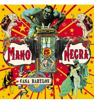 Mano Negra - Casa Babylon (LP, Album, RE + CD) mesvinyles.fr