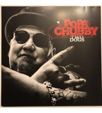 Popa Chubby - Two Dogs (LP, Album) mesvinyles.fr
