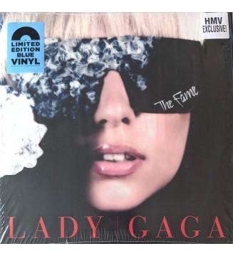Lady Gaga - The Fame (2xLP, Album, Ltd, RE, Blu) mesvinyles.fr