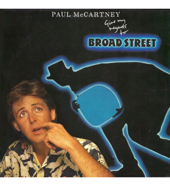 Paul McCartney - Give My Regards To Broad Street mesvinyles.fr