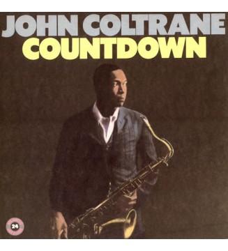 John Coltrane - Countdown (LP, Album, RE) mesvinyles.fr