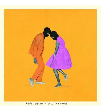 "Gaël Faye - Des Fleurs (12"", EP) mesvinyles.fr"
