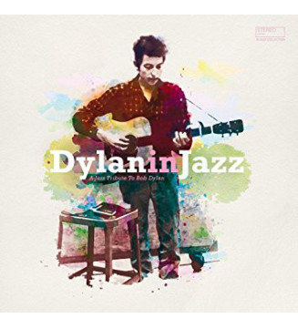 Various - Dylan In Jazz - A Jazz Tribute To Bob Dylan (LP, Comp) mesvinyles.fr