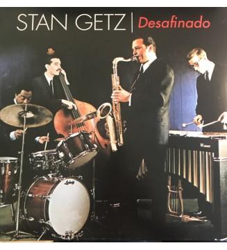 Stan Getz - Desafinado (LP, Comp) mesvinyles.fr