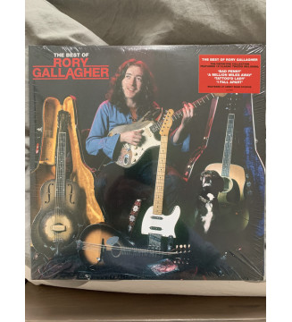 Rory Gallagher - The Best Of Rory Gallagher (2xLP, Album, Comp, Gat) mesvinyles.fr
