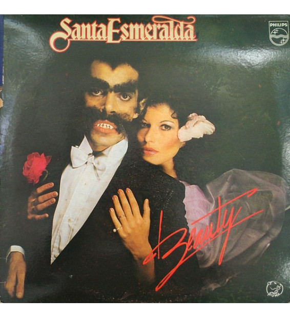 Santa Esmeralda Starring Jimmy Goings - Beauty (LP, Album) mesvinyles.fr