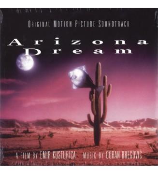 Goran Bregović - Arizona Dream (Original Motion Picture Soundtrack) (LP, Album, RE) mesvinyles.fr