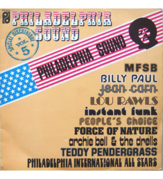 Various - The Sound Of Philadelphia Vol. 5 (LP, Comp) mesvinyles.fr