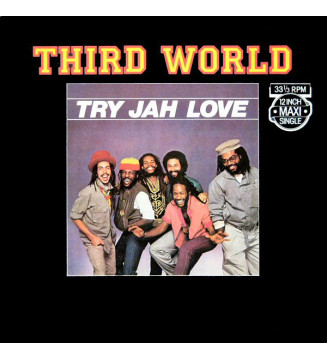 "Third World - Try Jah Love (12"", Maxi) mesvinyles.fr"