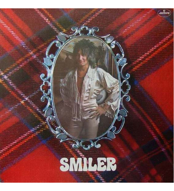 Rod Stewart - Smiler (LP, Album, Gat)