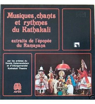 Musiques, Chants Et Rythmes Du Kathakali mesvinyles.fr
