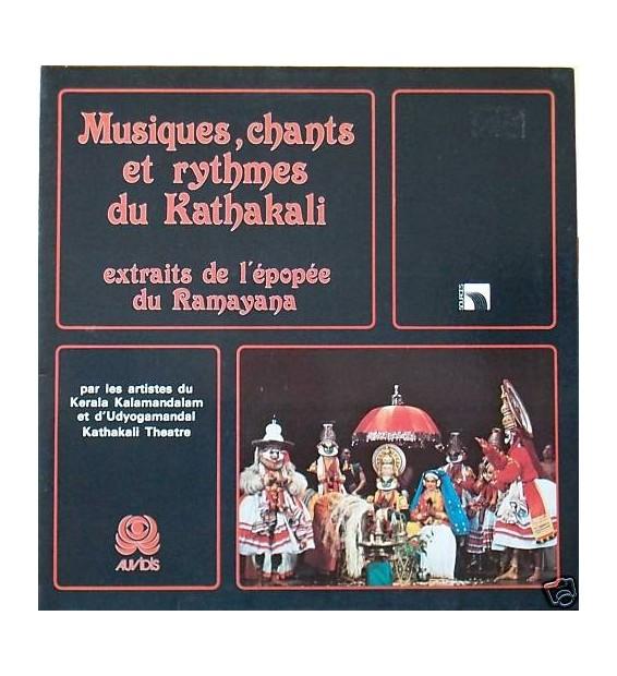 Musiques, Chants Et Rythmes Du Kathakali
