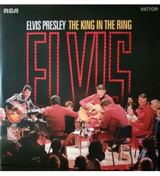 Elvis Presley - The King In The Ring (2xLP, Album, Comp) mesvinyles.fr