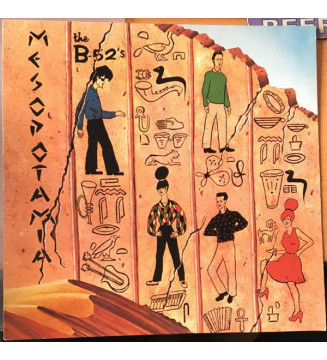 The B-52's - Mesopotamia (LP, Album) mesvinyles.fr