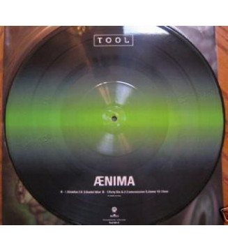 """Tool (2) - Selections From Ænima (12"""", Pic, Promo) mesvinyles.fr"""