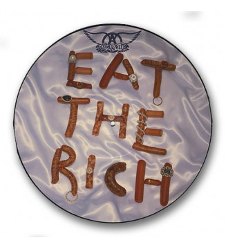 "Aerosmith - Eat The Rich (12"", Maxi, Pic) mesvinyles.fr"