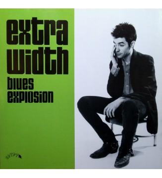 Blues Explosion* - Extra Width (LP, Album) mesvinyles.fr