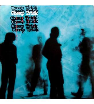 Cheap Trick - Standing On The Edge (LP, Album, Pit) mesvinyles.fr