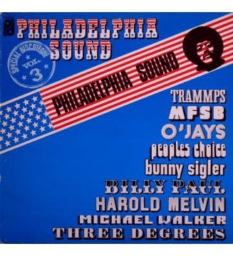 Various - Philadelphia Sound Spécial Discothèques Volume 3 (LP, Comp) mesvinyles.fr
