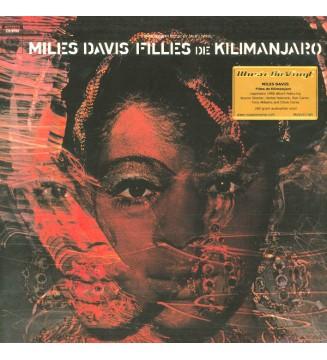 Miles Davis - Filles De Kilimanjaro (LP, Album, RE) mesvinyles.fr