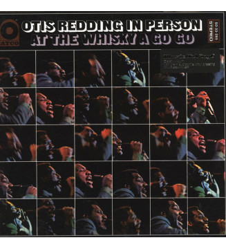 Otis Redding - In Person At The Whisky A Go Go (LP, Album, RE, 180) mesvinyles.fr