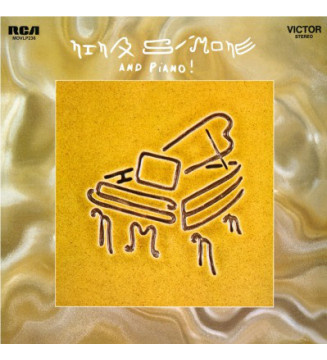 Nina Simone - Nina Simone And Piano ! (LP, Album, RE, 180) mesvinyles.fr