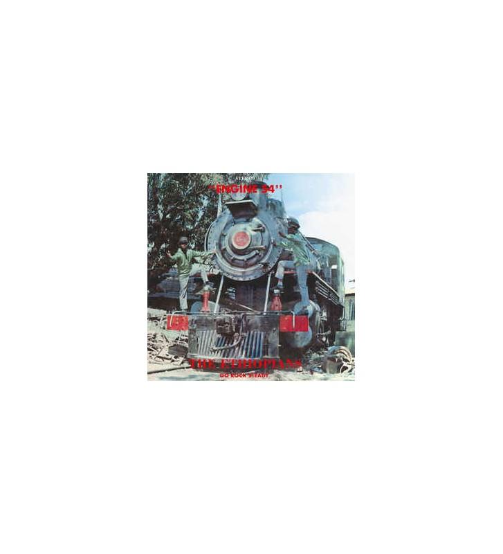 The Ethiopians - Engine 54 (LP, Album, RE) mesvinyles.fr