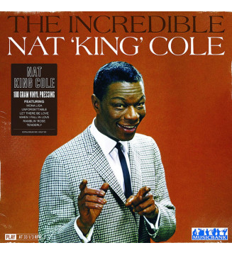 Nat King Cole - The Incredible (LP) mesvinyles.fr
