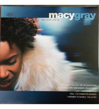 Macy Gray - On How Life Is (LP, Album) mesvinyles.fr