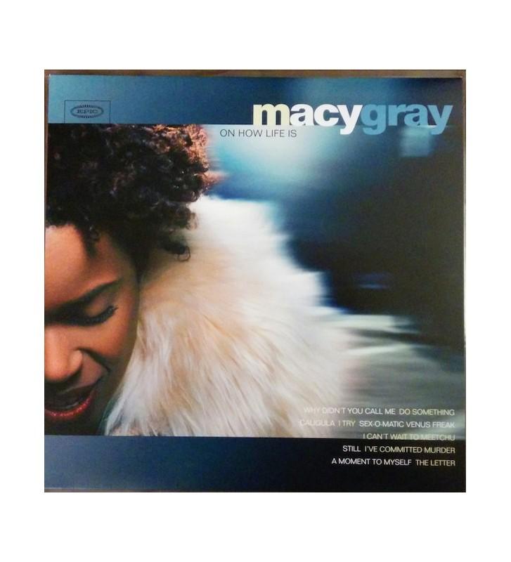 Macy Gray - On How Life Is (LP, Album) mesvinyles.fr