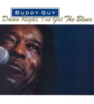 Buddy Guy - Damn Right, I've Got The Blues (LP, Album, RE, 180) mesvinyles.fr