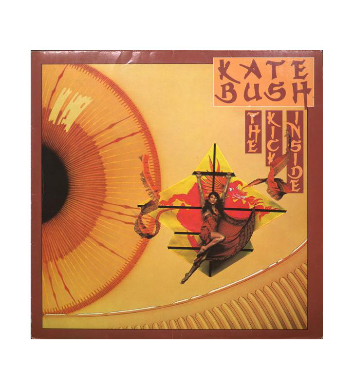 Kate Bush - The Kick Inside (LP, Album) mesvinyles.fr