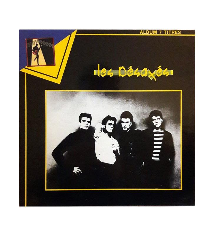 Les Désaxés - Les Désaxés (LP, Album) mesvinyles.fr