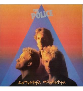 The Police - Zenyatta Mondatta (LP, Album) mesvinyles.fr