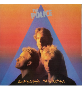 The Police - Zenyatta Mondatta (LP, Album)