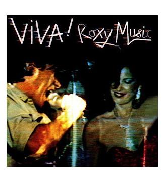 Roxy Music - Viva! Roxy Music - The Live Roxy Music Album (LP, Album, Gat) mesvinyles.fr