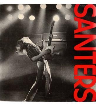 Santers - Shot Down In Flames (LP, Album) mesvinyles.fr