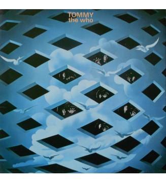 The Who - Tommy (2xLP, Album, Tri) mesvinyles.fr