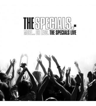 The Specials - More... Or Less. - The Specials Live (2xLP, Album, Gat) mesvinyles.fr